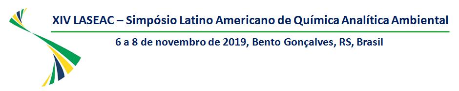 XIV LASEAC - Simpósio Latino Americano de Química Analítica Ambiental